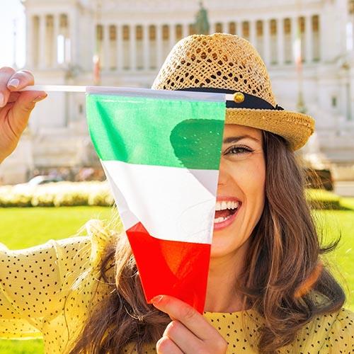 Language and Italian School